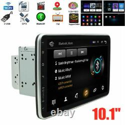 10.1in 2DIN Android 9.1 Touch Screen WiFi 2+16GB Car Stereo Radio GPS MP5 Player