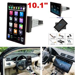10.1in Android 8.1 1Din Car Stereo Radio GPS Wifi OBD2 Mirror Link Player 2+32G