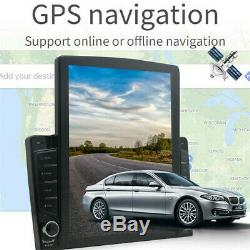 10.1in Android 8.1 Quad-Core Car Stereo Radio GPS Nav MP5 Multimedia Player