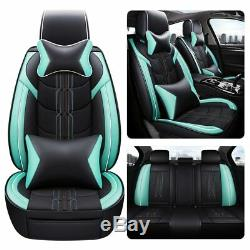 11× 5-Seats Car Seat Covers For Toyota RAV4 Camry Corolla Honda accord 2008-2019