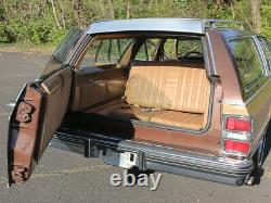 1988 Buick Electra Estate Wagon with3RD ROW SEAT! SUPER RARE