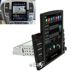1DIN 10.1in Touch Screen Car Stereo Radio MP5 Player 32GB GPS Wifi + Rear Camera