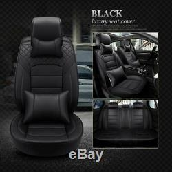 5 Car Seat Covers Fits 2019 Toyota Tacoma TRD PRO Double Cab RAV4 Corolla Camry