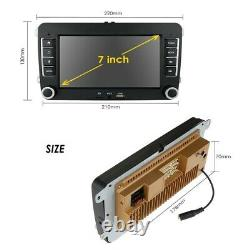 7 Android Car GPS Radio Player Stereo for VW Skoda SEAT SKODA New Hot