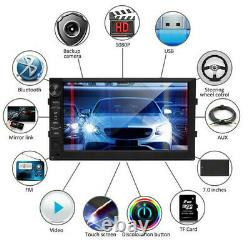 7-inch Android 8.1 Touch Car Stereo Radio GPS WiFi USB / AUX / FM / AM Car Play