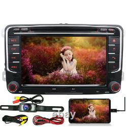 7Inch Double 2 Din HD Car Radio Stereo DVD CD Player GPS Navi CANBUS for VW CCD