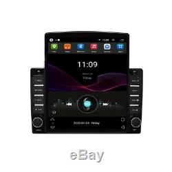 9.7 1DIN Android 9.1 Car Stereo Radio GPS MP5 Multimedia Player WIFI Hotspot