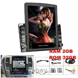 9.7'' Android 9.1 Car Stereo Radio Player GPS Navigation Head Unit Mirror Link