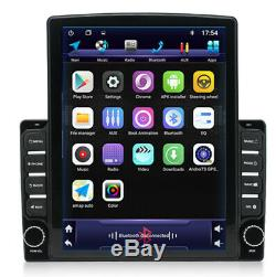 9.7 Android 9.1 Quad Core Car Stereo Radio MP5 Player GPS Navigation Wifi OBD