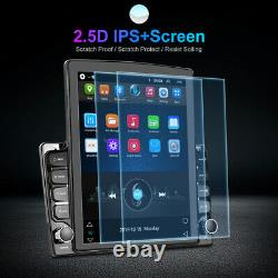 9.7 Double 2DIN Car Radio Stereo Android 9.0 Bluetooth GPS Navi WIFI MP5 Player