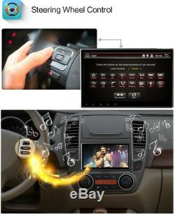 9 Adjustable Screen Android 8.0 Double 2Din Car Stereo GPS Radio Player 8-CORE
