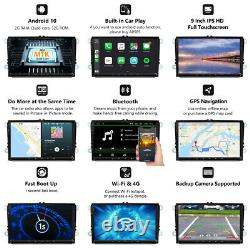9 Android 10 for VW Golf 5 6 Passat Tiguan Jetta EOS Car Stereo GPS DSP CarPlay