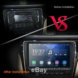 9 Android 9.1 Car Radio No DVD Player for VW Passat Golf Mk5 Jetta Stereo GPS