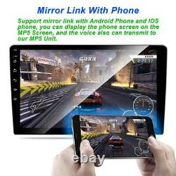 9 Android 9.1 Double 2 Din Car Stereo Radio GPS Wifi OBD2 Mirror Link Player