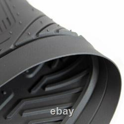 9 pc Dodge Car Truck Suv All Weather Floor Mats Seat Covers Steering Wheel Cover