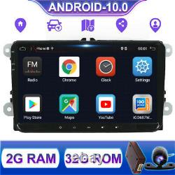 9inch Car Stereo For VW Tiguan Golf Jetta Passat Android 10.0 GPS Headunit Wifi