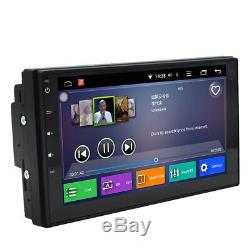 Android 6.0 Double 2Din Car Stereo Radio GPS Nav Wifi 3G/4G DAB Mirror Link OBD2