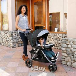Baby Trend Skyview Plus Adjustable Stroller and Car Seat Travel System, Ziggy