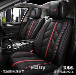 Deluxe Edition Leather 5D Full Surround Car Seat Cover For Interior Accessories