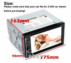 For Renault Car Stereo CD DVD Bluetooth MP3 Radio Touchscreen BT & Backup Camera