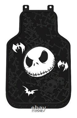 For Toyota 11pc Jack Skellington Nightmare Before Christmas Car Seat Cover Set