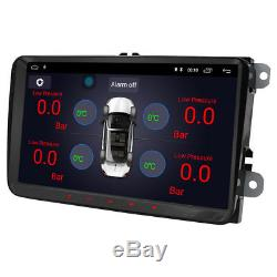 For VW Jetta Passat Golf 9 Touchscreen Car Stereo GPS Player Radio Android 8.0