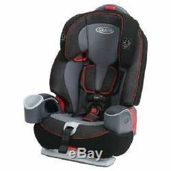 Graco Baby Nautilus 65 3-in-1 Harness Booster Car Seat Safety Ritzy Fashion