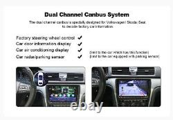 JOYING Android 10 Infotainment CANBUS System Car Stereo 9 for VW, Seat, Skoda