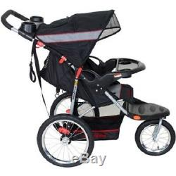 Jogging Stroller Car Seat Combo Travel System 3 In 1 Baby Trend Expedition NEW