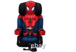 KidsEmbrace 2-in-1 Harness Booster Car Seat Marvel Spider-Man New