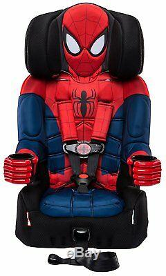 KidsEmbrace Combination Booster Car Seat Ultimate Spiderman New! Open Box