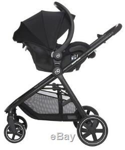Maxi Cosi Zelia Travel System Stroller with Mico 30 Infant Car Seat & Base Night