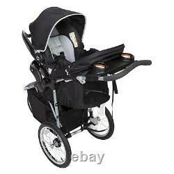 New Baby Stroller Travel System with Car Seat and Infant Playard Crib Set Combo