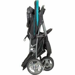 New Baby Travel System Stroller with Car Seat Infant Nursery Playard Set