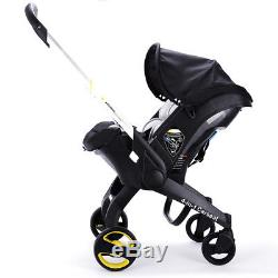 Newborn Baby Trolley 3 4 in 1 Car Seat Stroller With Accesories Infant Portable