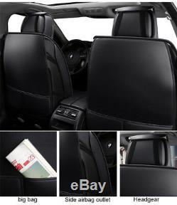 Pu Leather Car Seat Covers for All Models Cars Cushion Accessories Car-Styling