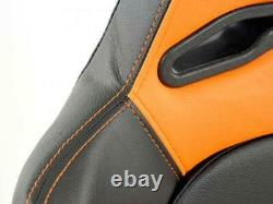 Wing Back Car Sports Seats Edition 1 Faux Leather VW Audi BMW Ford Audi Vauxhall